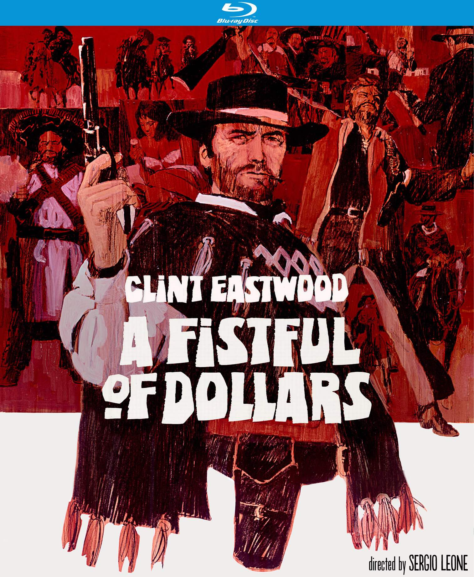 A Fistful of Dollars (Special Edition) (Blu-ray) - Kino Lorber
