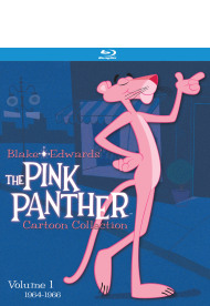 The Pink Panther Cartoon Collection - Vol. 1,