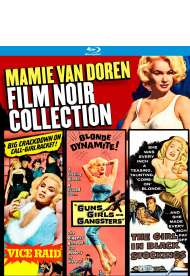 Mamie Van Doren Film Noir Collection (The Girl in Black Stockings / Guns, Girls and Gangsters / Vice Raid)