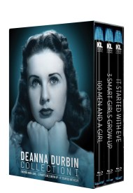 Deanna Durbin Collection I [100 Men and a Girl / Three Smart Girls Grow Up / It Started with Eve]