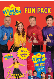 The Wiggles: Fun Pack (Emma, Duets)
