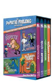 The DePatie/Freleng Collection Volume 1 (The Inspector, Roland and Rattfink, The Ant and the Aardvark, Tijuana Toads) (5 Discs) (85 Cartoons)