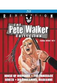 The Pete Walker Collection (4 Blu-ray Set)